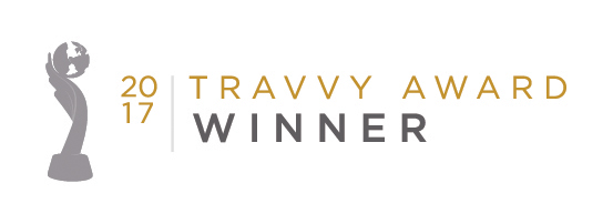 2017 Travvy Awards - Silver Travvy for Best Honeymoon Hotel/Resort, Australia/New Zealand/South Pacific