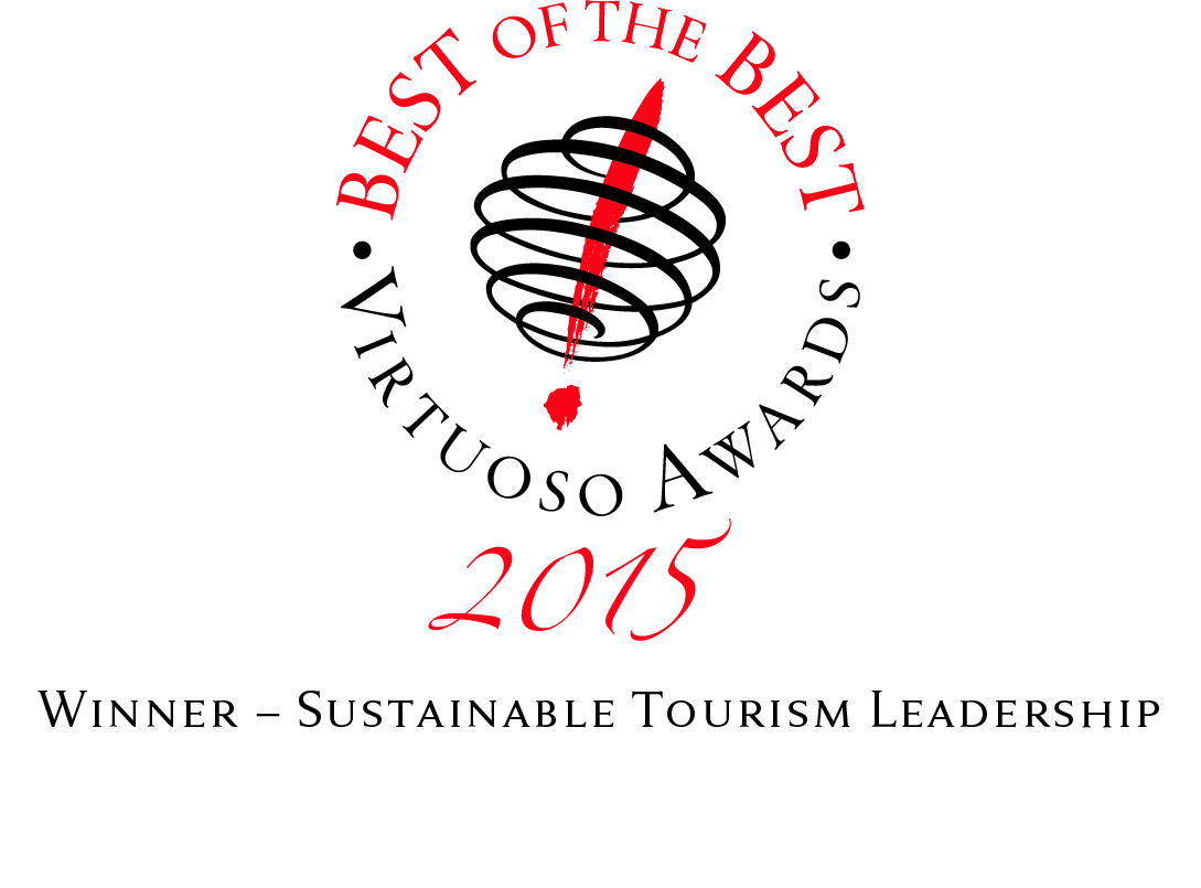 VIRTUOSO Sustainable Tourism Leadership Award