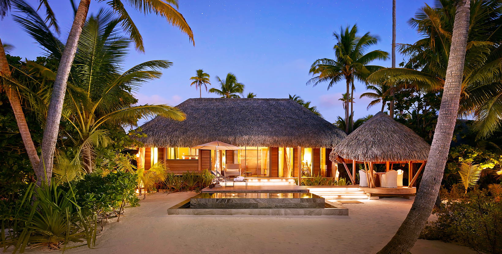 One Bedroom Villas The Brando