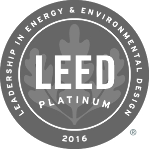 LEED Platinum Certification