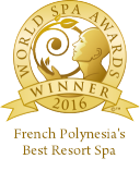 WORLD SPA AWARDS - French Polynesia