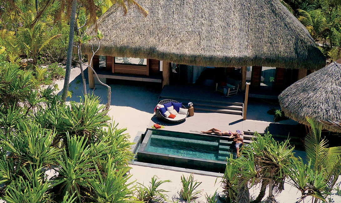 Luxury Resort In French Polynesia Home The Brando - Tahiti-a-exotic-residence