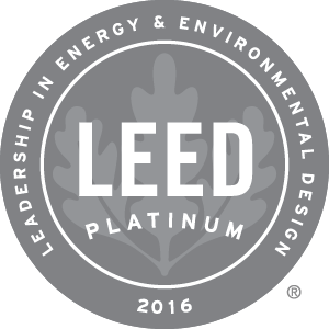 Construction Platinum LEED