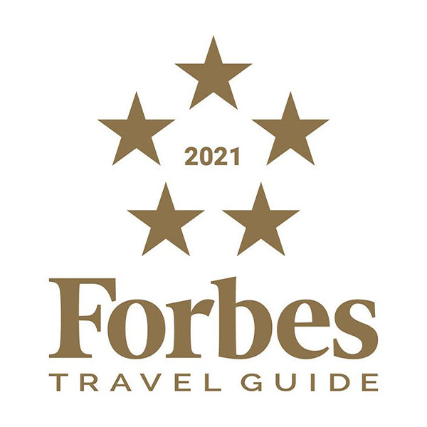 Forbes Travel Guide 5-star